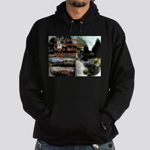 Best Friends Its A Promise - Unknown Sweatshirt