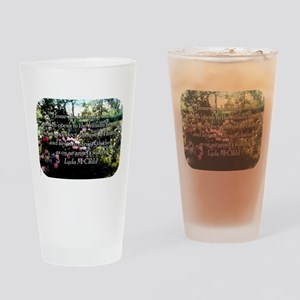 Home Is The Blessed Word - Child Drinking Glass