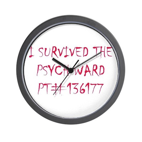 therapy103 Wall Clock