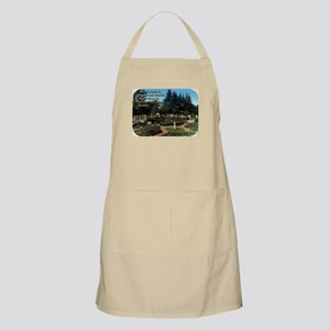 A Noble Person Is Mindful - Buddha Light Apron