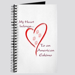 Eskimo Dog Heart Belongs Journal
