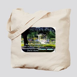 Beauty In Things Exists - Hume Tote Bag