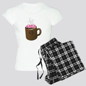 Cute Hot Chocolate pajamas