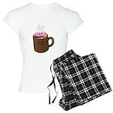 Hot chocolate T-Shirt / Pajams Pants