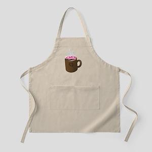 Cute Hot Chocolate Apron
