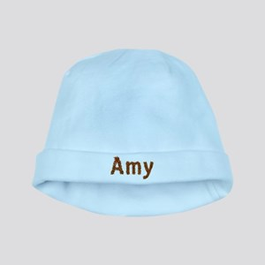 Amy Fall Leaves baby hat
