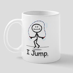 BusyBodies Jump Roping Mug
