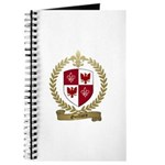 GUILLORY Family Crest Journal