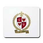 GUILLORY Family Crest Mousepad