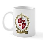 GUILLORY Family Crest Mug