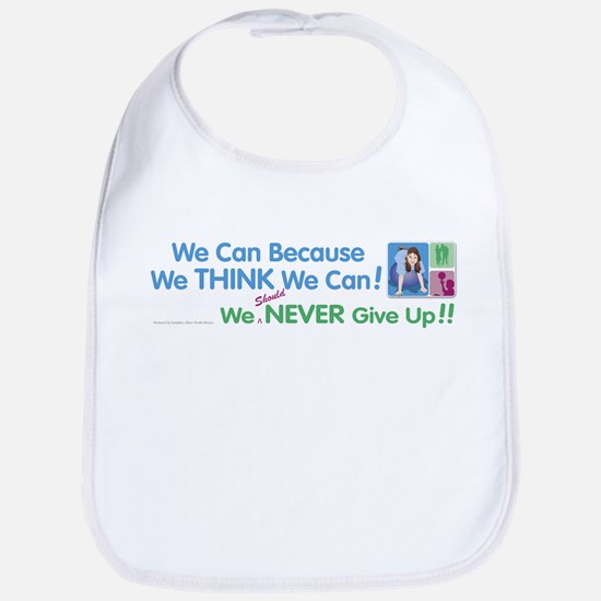 We Think We Can... Bib