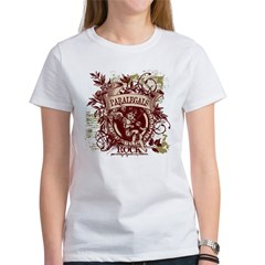Paralegals Rock! Women's T-Shirt