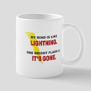 My Mind - Funny Saying Mug