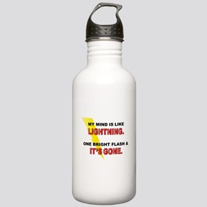 My Mind - Funny Saying Stainless Water Bottle 1.0L