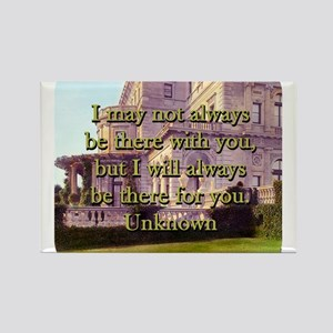 I May Not Always Be There - Unknown Magnets
