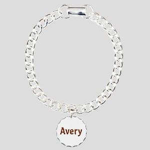 Avery Fall Leaves Charm Bracelet