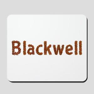 Blackwell Fall Leaves Mousepad