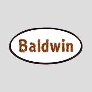 Baldwin Fall Leaves Patch