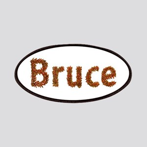 Bruce Fall Leaves Patch