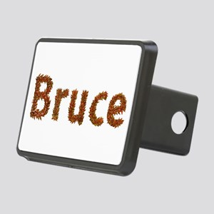 Bruce Fall Leaves Rectangular Hitch Cover