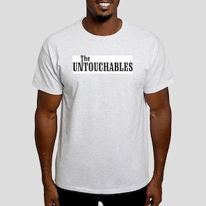 The Untouchables Ash Grey T-Shirt