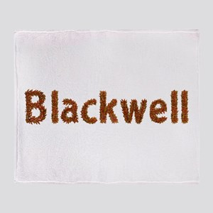 Blackwell Fall Leaves Throw Blanket