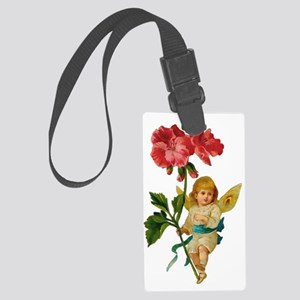 Small Angel / Fairy Large Luggage Tag