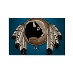 Metis Art Fridge Magnets 10 Pk First Nations Gifts