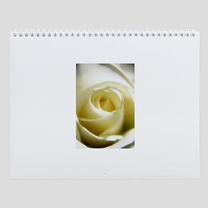 Passion Flower Wall Calendar