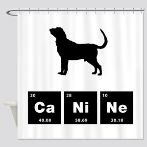 Bloodhound Shower Curtain