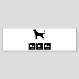 Bloodhound Sticker (Bumper)