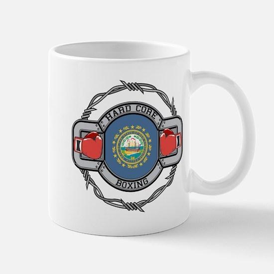New Hampshire Boxing Mug