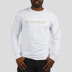 Long Sleeve T-Shirt  (Logo on back)