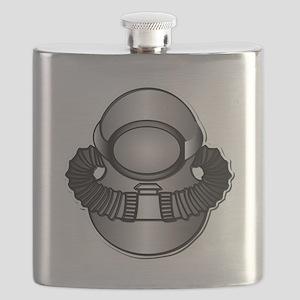 Army Diver - SCUBA wo TXT Flask