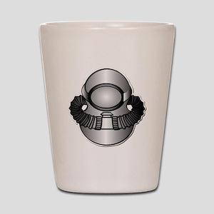 Army Diver - SCUBA wo TXT Shot Glass