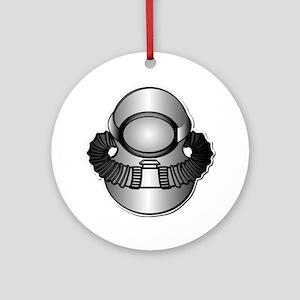 Army Diver - SCUBA wo TXT Ornament (Round)