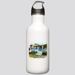 Life Is Not Measured - Unknown Water Bottle