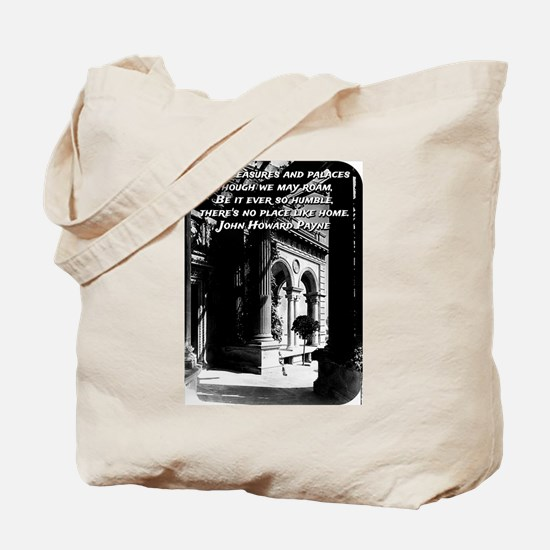 Mid Pleasures and Palaces - Payne Tote Bag