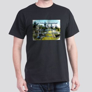 Your Living Is Determined - Kahlil Gibran T-Shirt