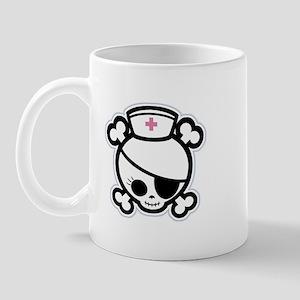 Nurse Molly II-bw Mug