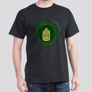 Army-Retired-CSM-Rank-Ring-2 T-Shirt