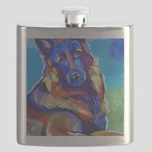 Shiloh Shepard Flask
