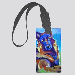 Shiloh Shepard Large Luggage Tag
