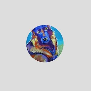 Shiloh Shepard Mini Button