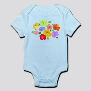 Spring Flowers in Bloom Infant Bodysuit