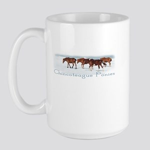 Chincoteague Pony Large Mug