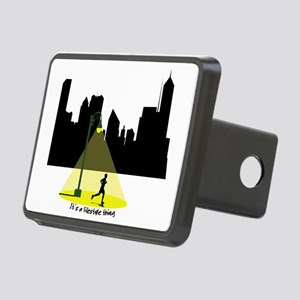 Others Sleep Rectangular Hitch Cover