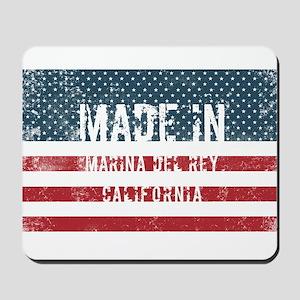 Made in Marina Del Rey, California Mousepad