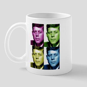 JFK John F. Kennedy Mug