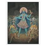 Ferocious Kali Poster